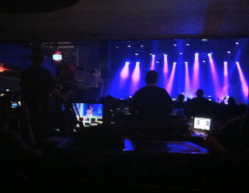 incubusfilming